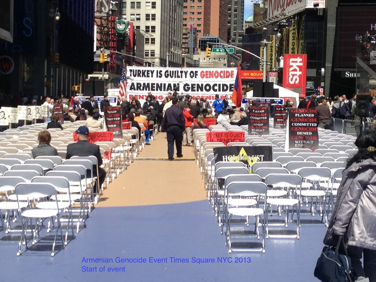 Armenian Genocide 2013 _2 Set up